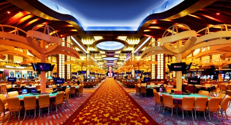 RESORT WORLD CASINO... (NEW YORK CITY)
