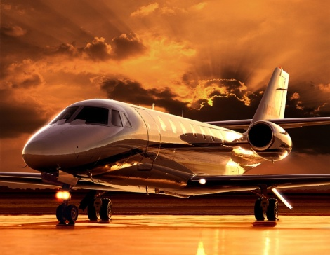 DESERT JET.... FLY PRIVATE & EXCLUSIVE