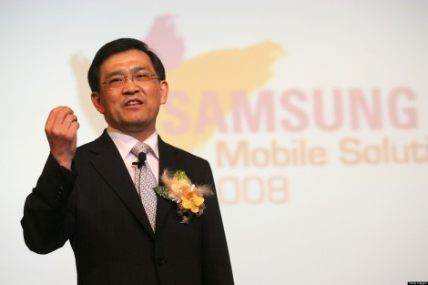 Kwon Oh Hyun, Samsung Electronics Co.'s president of the sem
