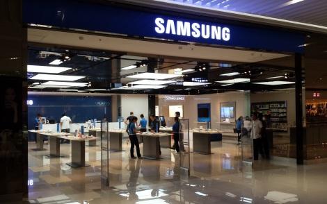 Samsung_in_SM_Aura,_Bonifacio_Global_City