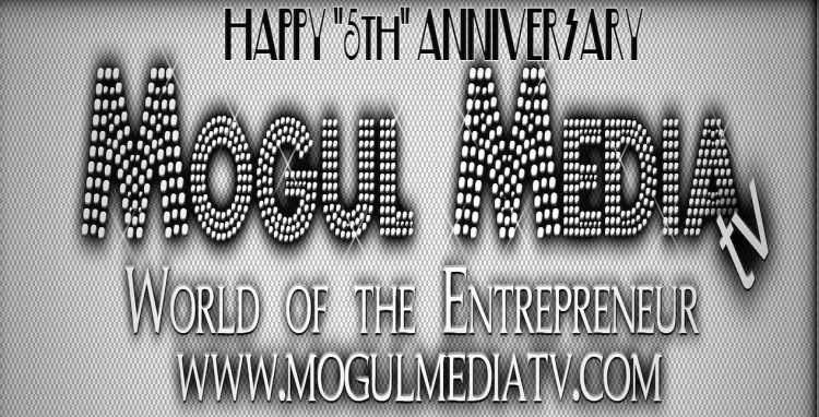mogul media TV (LOGO) 5th Anniversary