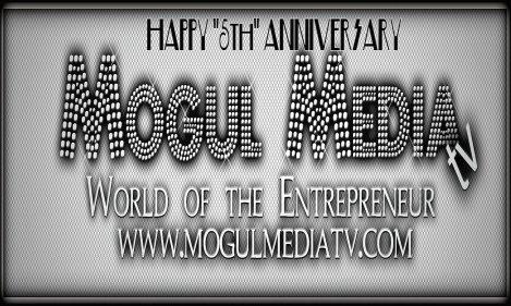 mogul media TV (LOGO) 5th Anniversary