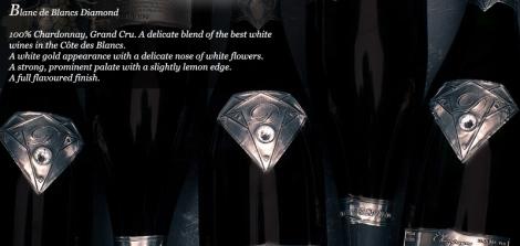 blancdeblancs taste of diamonds IIHIH