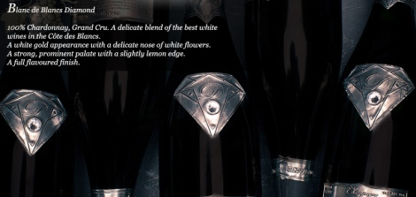 blancdeblancs taste of diamonds IIHIH
