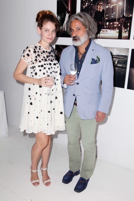 Opening Reception for NEW EXPOSURE Presented By Bottega Veneta and Vogue