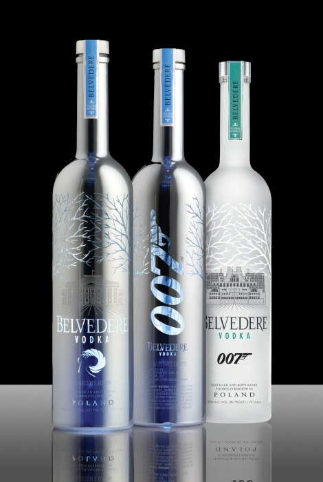 Belvedere, the world's original luxury vodka, is delighted to be serving the legendary James Bond his vodka martini - marking a significant moment in the history of the iconic film series and the largest global partnership for Belvedere Vodka to date.