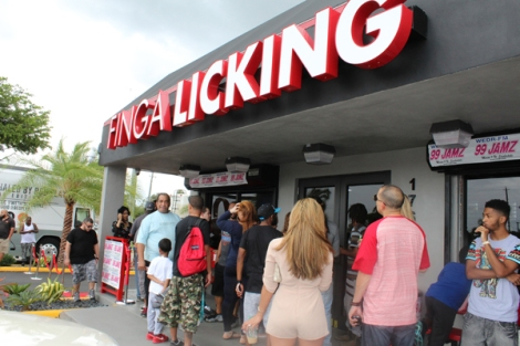 Miami-Gardens-Finga-Licking-Grand-Opening-Day