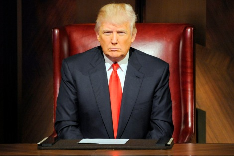 ALL-STAR CELEBRITY APPRENTICE -- Live Finale -- Pictured: Donald Trump -- (Photo by: Virginia Sherwood/NBC)