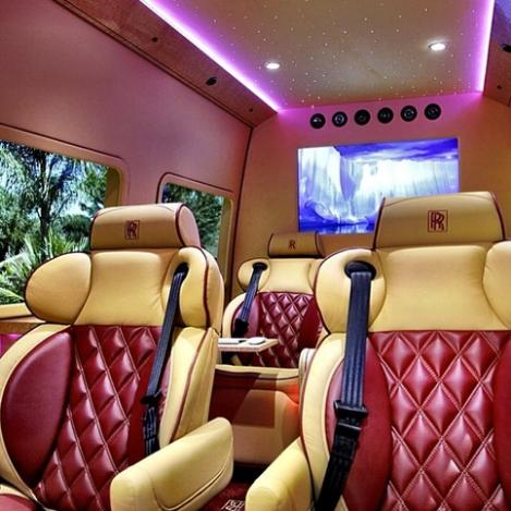 Tyrese-Rolls-Royce-Ghost-Spinter-Van