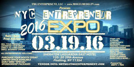 TMG + MMTV | 2016 Entrepreneur Expo | 3.19.16 **