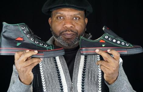 tariq_edmonson_african_custom_sneakers