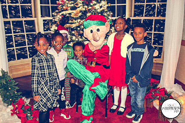A Kids Christmas in Queens